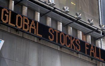 Пазарите отново са на червено, но по-спокойни
