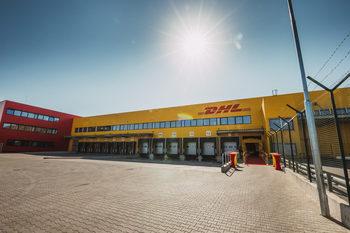 DHL откри новия си логистичен център в София