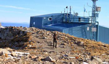 Първи сняг покри връх Мусала