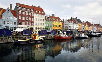 Пазаруване с каяк в най-зеления датски квартал: Възможна ли е градската промяна