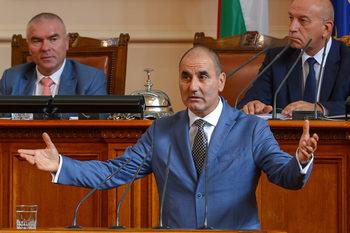 Според Цветанов много европрейски политици са подведени в хибридната атака срещу България за убийството в Русе