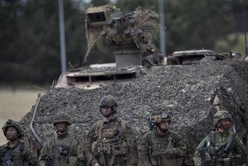 НАТО подготвя в Норвегия най-мащабните си учения след студената война