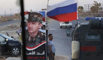 Сирия планира да издигне паметници за руските войници в цялата страна