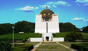 Пантеонът на възрожденците в Русе
