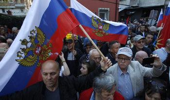 Руските власти отказаха да разрешат традиционното бдение за жертвите на режима на Сталин