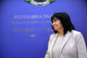 """Петкова ще информира Москва как ще се избира инвеститор за АЕЦ """"Белене"""""""