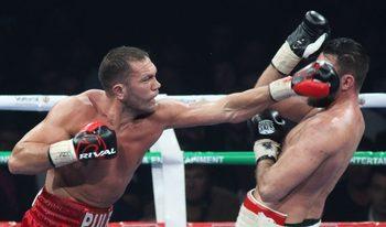 Фотогалерия: Битката между Кубрат Пулев и Хюи Фюри