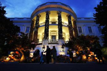 Фотогалерия: Хелоуин в Белия дом