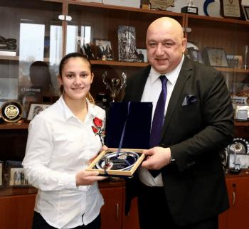 Спортното министерство ще финансира подготовката на Ивет Горанова за олимпийска квота