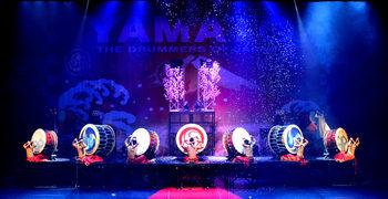 Японските барабанисти Ямато поздравяват своите почитатели в България и обещават концертите им да са празник за публиката във Варна на 13 ноември и в София на 18 ноември!