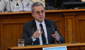 Бюджетът за 2019 г. е пилеене на обществен ресурс, смята Йордан Цонев