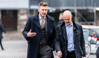 Датският национал Никлас Бендтнер беше осъден на 50 дни затвор