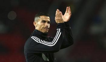 Роналдо отново остана извън състава на Португалия за Лигата на нациите