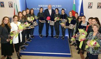 България отново ще кандидатства за световно по художествена гимнастика