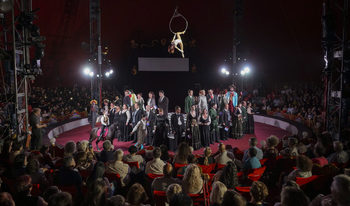 """С """"Палячи"""" – опера в цирка – Калуди Калудов отбелязва 40 години на сцена"""