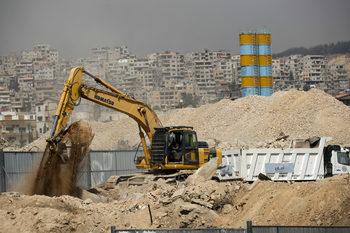 Най-големият инвестиционен проект в Сирия се гради върху спорни закони