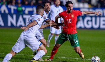 """Националите смятат, че са направили """"най-добрия си мач от години"""" в равенството с Кипър"""