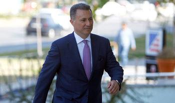 Унгария даде на Груевски статут на бежанец