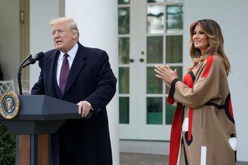 """САЩ ще подкрепят Саудитска Арабия въпреки случая """"Хашокжи"""", обяви Тръмп"""