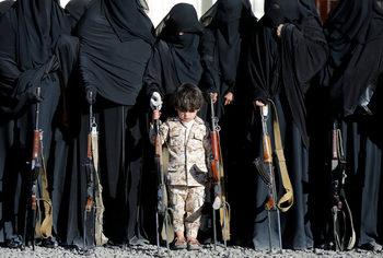 Около 85 хил. малки деца може да са умрели от глад в Йемен за три години