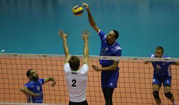 """Волейболният """"Левски"""" допусна обрат и загуби от финландци в Европа"""
