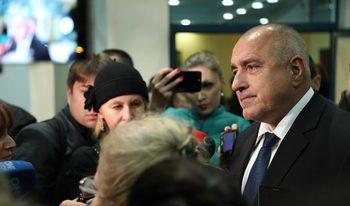 """Вървим в посока """"Български поток"""", обяви Борисов"""
