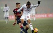 Милан се издъни и срещу Болоня (видео)