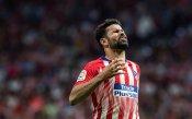 Атлетико М без Диего Коста до подновяването на ШЛ