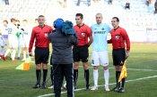 Избрани кадри от мача Дунав – Славия