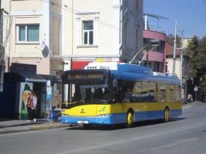 Тролейбусният транспорт в Плевен ще е безплатен навръх Нова година