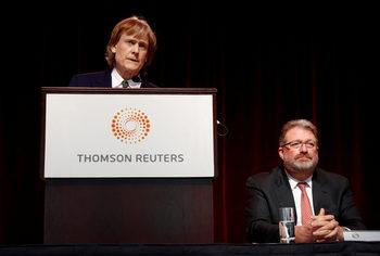 Thomson Reuters съкращава 12% от персонала, за да намали разходите