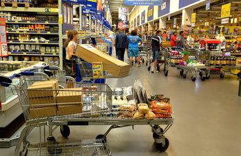 Над 50% от стоките в седем от търговските вериги са от български производители