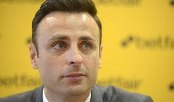 """Бербатов иска да бъде мениджър на """"Манчестър юнайтед"""""""