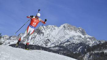 България остана на десето място в мъжката щафета в Хохфилцен