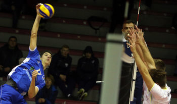 "Волейболистите на ""Левски"" отпаднаха от Европа след нова загуба"