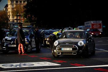 Мадрид за пръв път прибегна до забрана на движението на най-замърсяващите коли