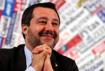 """""""Нова ос Рим – Берлин"""": Салвини сменя тактиката към ЕС преди евроизборите"""