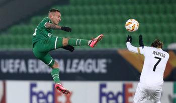 """""""Лудогорец"""" напусна Лига Европа след четвърто поредно равенство"""