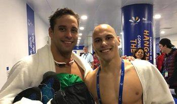 Плувецът Антъни Иванов оцени годината като най-добрата в кариерата си