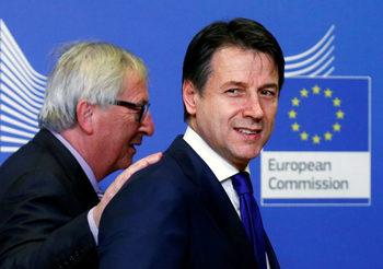 Италия била постигнала сделка с Европейската комисия за бюджета си