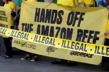 """Бразилия отказа да даде на """"Тотал"""" лиценз за добив на петрол в устието на Амазонка"""