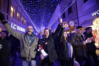 Баня Лука отмени новогодишните тържества заради протести