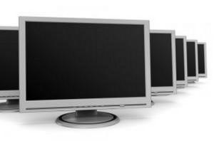 Дисплеите за преносими компютри и монитори продължават да поевтиняват