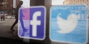 Роскомнадзор заведе дела срещу Facebook и Twitter и може да ги глоби с по $75