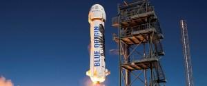 Blue Origin успешно изстреля и приземи ракетата New Shepard