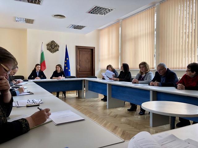 Съветът по етническите и интеграционни въпроси заседава