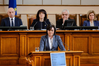 """БСП за евровота – """"не"""" на Истанбулската конвенция, Пакта за миграция и санкциите срещу Русия"""