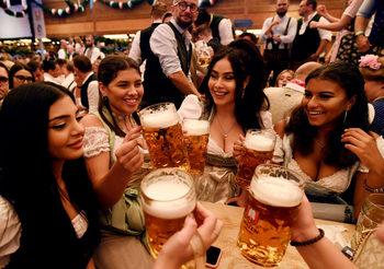 Етикетите на германската бира ще включват информация за калориите