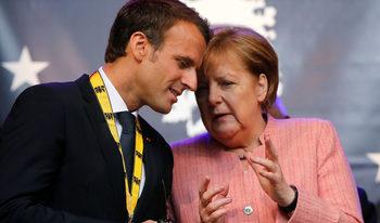 Франция ще помага на Германия да получи постоянно място в Съвета за сигурност на ООН