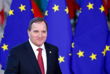 Премиерът на Швеция може да получи втори мандат от третия опит